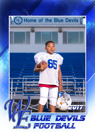 Blue Devil Football-25-#65