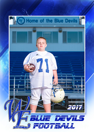 Blue Devil Football-12-#71