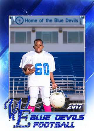 Blue Devil Football-27-#60