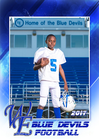 Blue Devil Football-15-#5