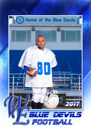 Blue Devil Football-18-#80