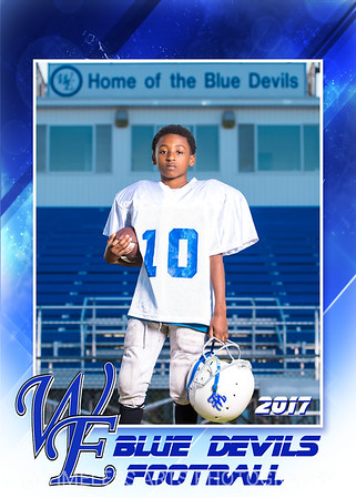 Blue Devil Football-9-#10