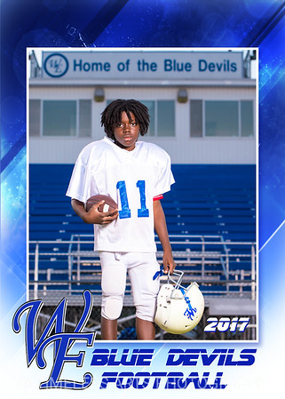 Blue Devil Football-26-#11