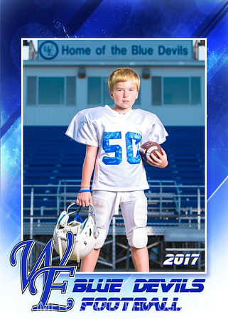 Blue Devil Football-11-#50
