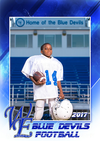 Blue Devil Football-17-#14