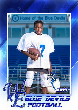 Blue Devil Football-3-#4