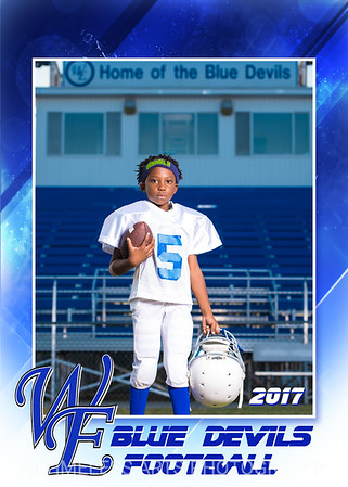 Blue Devil Football-8-#5