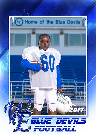 Blue Devil Football-19-#60