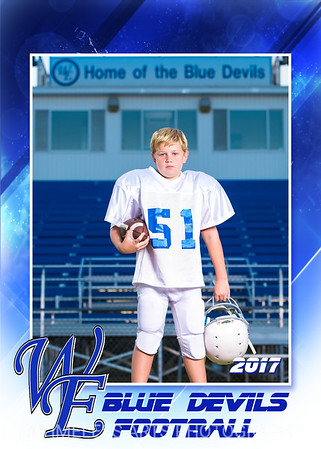 Blue Devil Football-13-#51