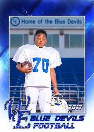 Blue Devil Football-22-#70