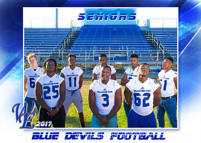Blue Devil Football-Senior-3