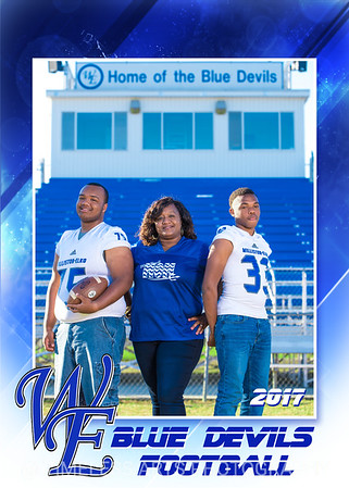 Blue Devil Football-11-#75-1
