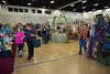 Shoppers enjoyed a variety of gifts from local venors at the Trinity Christian Academy Gift and Craft Market.