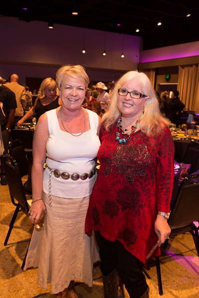 Pam Lambert and Jackie French of Weatherford