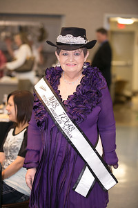Selma Johnson, Mrs. Golden Texas and former Ms. Senior Parker County.