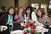From left: Kitty Ballard, Patty Palmer, Carmella King and Becky Wolfe.
