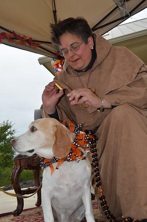Dogtoberfest, Pet Blessings 2013