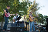 The Zack Edwards band performs at First Friday in Aledo.
