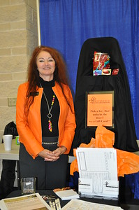 Greater Metro West Association of Realtors Home and Living Fair October 27, 2012 - Lynn Mills of Providence Title