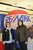 Greater Metro West Association of Realtors Home and Living Fair October 27, 2012 - Tracy Broomes and Betty Reinert of Re/Max Trinity