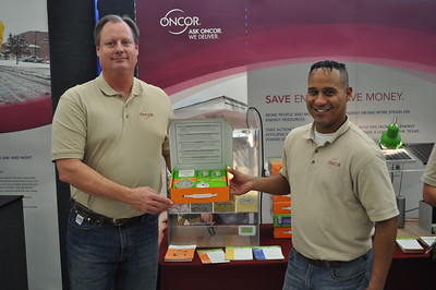 Greater Metro West Association of Realtors Home and Living Fair October 27, 2012 - Keith Cooper and Will Douglas of Oncor