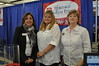 Greater Metro West Association of Realtors Home and Living Fair October 27, 2012 - Marina Sears, Nancy Swelling and Kay Hubbard of ERA Heritage Realtors