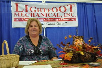 Greater Metro West Association of Realtors Home and Living Fair October 27, 2012 - Belinda Dickard of Lightfoot Mechanical