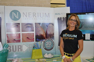 Greater Metro West Association of Realtors Home and Living Fair October 27, 2012 - Laurie Dulin of Nerium