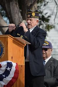VFW Chaplain Chuck Katlic