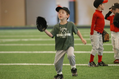 Aledo Baseball Camp March 14, 2011
