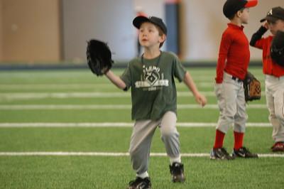 Aledo Baseball Camp March 14, 2011