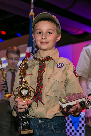 Cub Scouts Pinewood Derby 2014