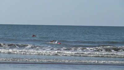 Lifeguard Training - Beach 1