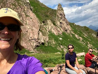 Wolayersee Hike