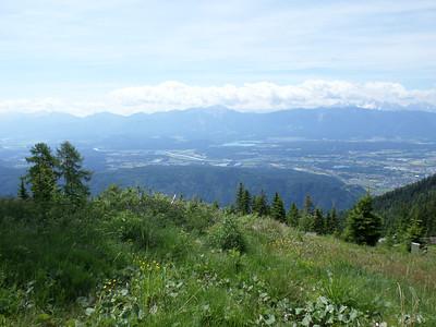 Alpa Adria trail