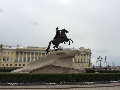 St Petersburg & Helsinki