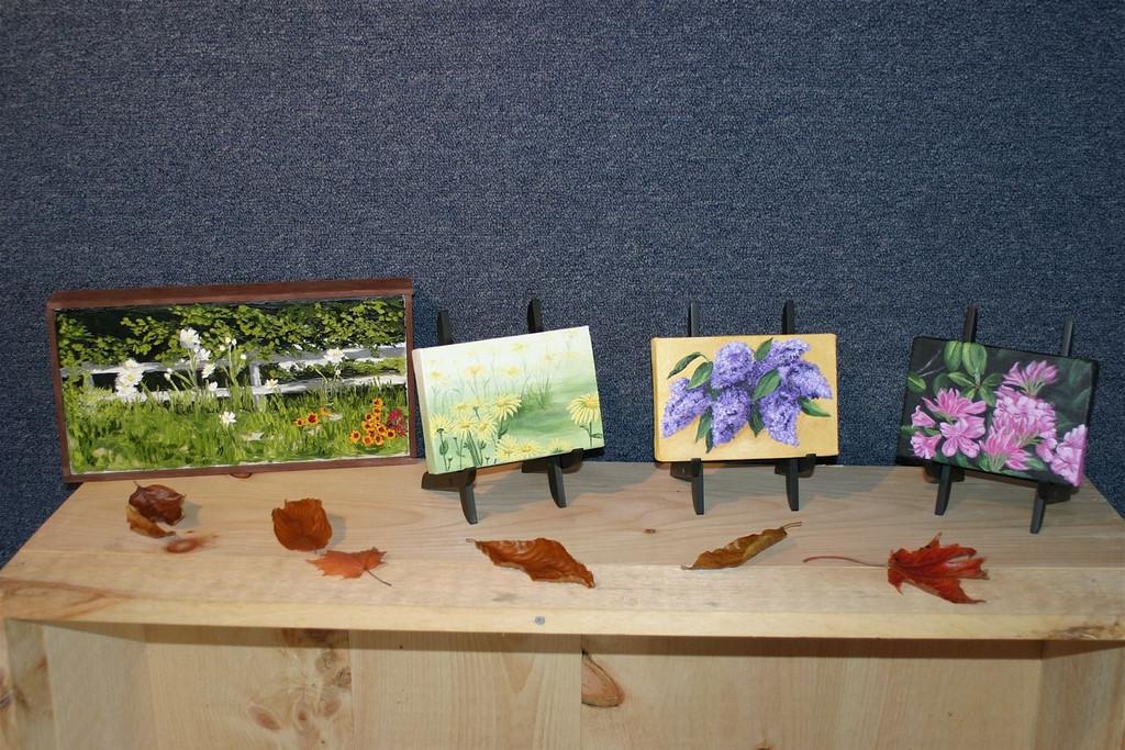 Helen's Work
