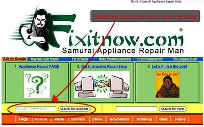 Fixitnow.com Header Block