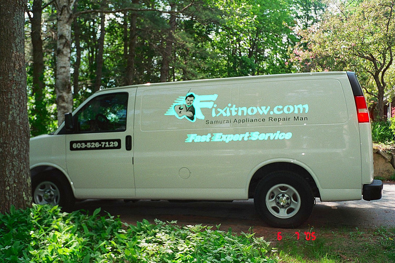 Fixite Do Service Van