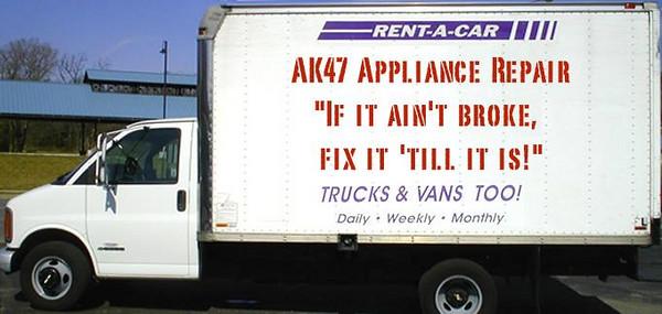 AK47 Appliance Repair