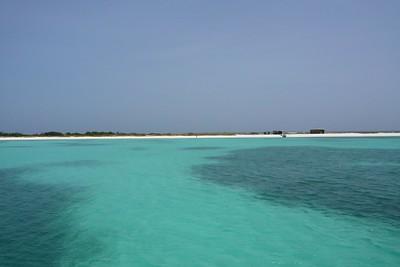 La Tortuga -March 2008