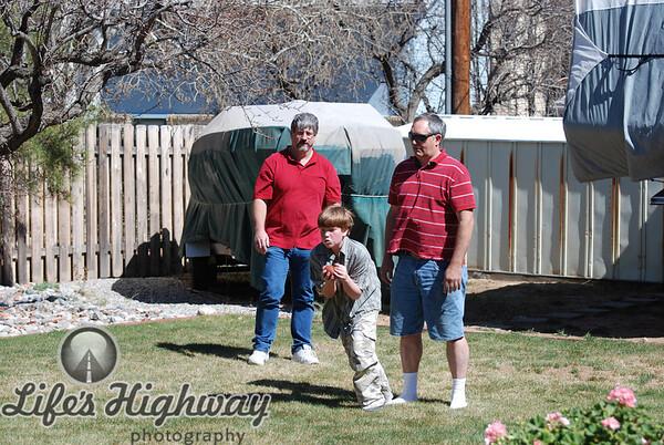 Backyard Football Game XIV