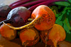 Red and Golden Beets I<br /> Artwork