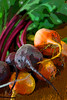 Red and Golden Beets II<br /> Artwork