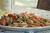 Chicken Asparagus Penne Pasta II