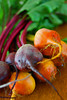 Red and Golden Beets II