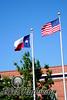 Old Glory & Texas