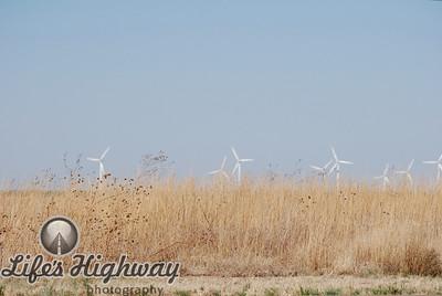 Wind Farms and Windmills