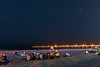 Pensacola Pier at night