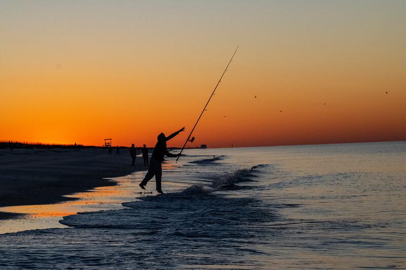 Sunrise Fishin'